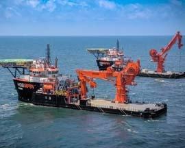 耐磨材料应用于航海领域