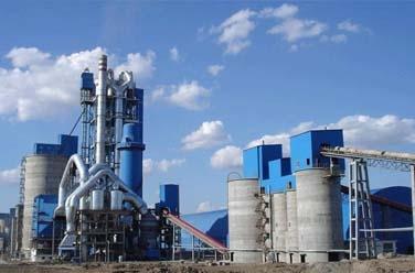 锦东耐磨材料应用于水泥行业